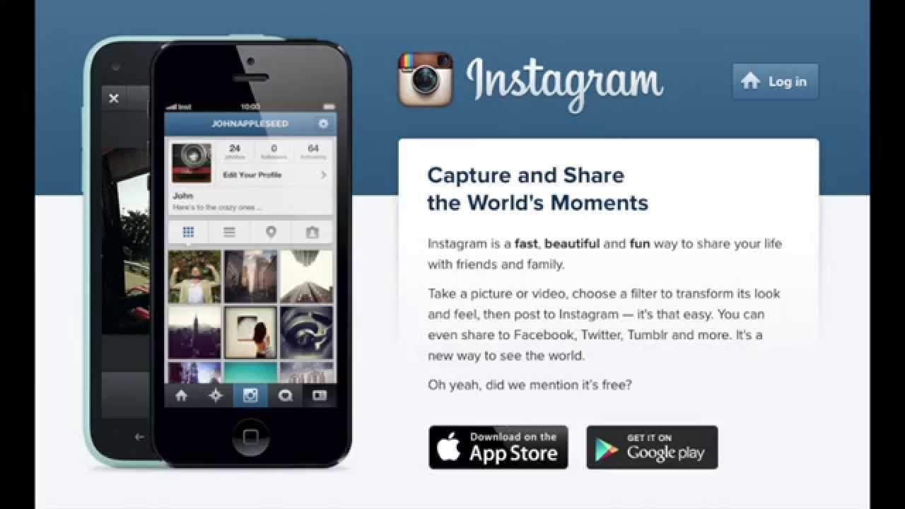 Create an instagram account - How To Create An Instagram Account