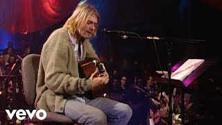 Nirvana - Pennyroyal Tea (Live On MTV Unplugged, 1993 / Unedited) YouTube Videos