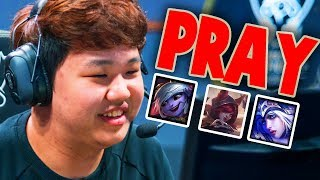 Everything PraY did at LCK Summer 2017   #LeagueOfLegends