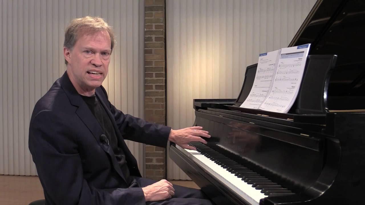 unit 5 3 minute technique adult piano adventures book 2 youtube