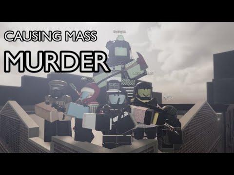 Causing Mass Murder in Criminality