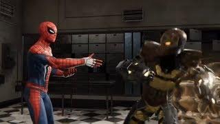 Человек-Паук против Шокера - Spider-Man 2018 (PS4) #05