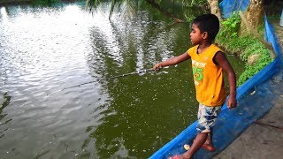 Best Fishing Video  Kids Fishing By Daily Village Life (Part-68)