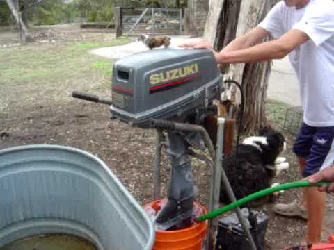 6hp Suzuki 2 Stroke Youtube