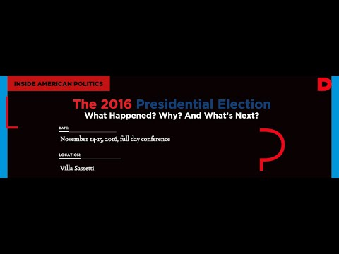 The 2016 Election Cycle: What  just happend?