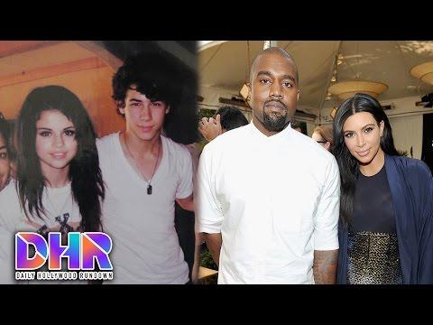 Selena Gomez In Studio With Nick Jonas? Kim Kardashian Divorcing Kanye (DHR)