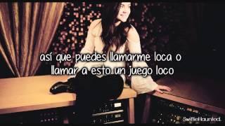 Lucy Hale - Kiss Me (Traducida al español)