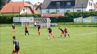 JSG Lossetal Lichtenau CJ1 - KSV Hessen Kassel II  alle Tore & Highlights 2015/16