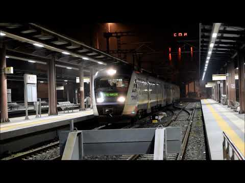 Direct Train Proastiakos Piraeus Port - Athens Airport [1st Siemens Desiro 1202]