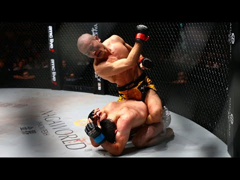 Koetsu Okazaki vs. Yusup Saadulaev   ONE Championship Full Fight