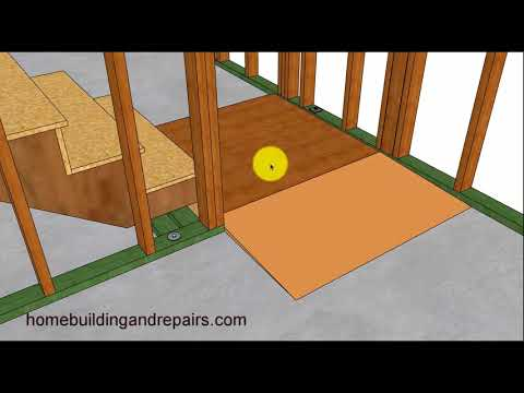 Ideas For Bottom Repairs with Tall Step – Could Be a Building Code Issue