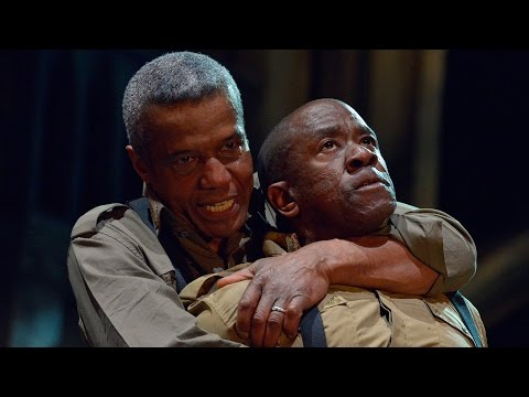 RSC Live: Othello    Hugh Quarshie, Lucian Msamati