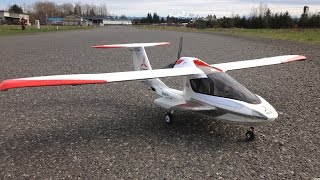 parkzone icon a5 with water take off and water landing