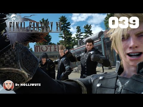 Final Fantasy XV #039 - Ravatogha erklimmen [XBO] Let's play Final Fantasy 15
