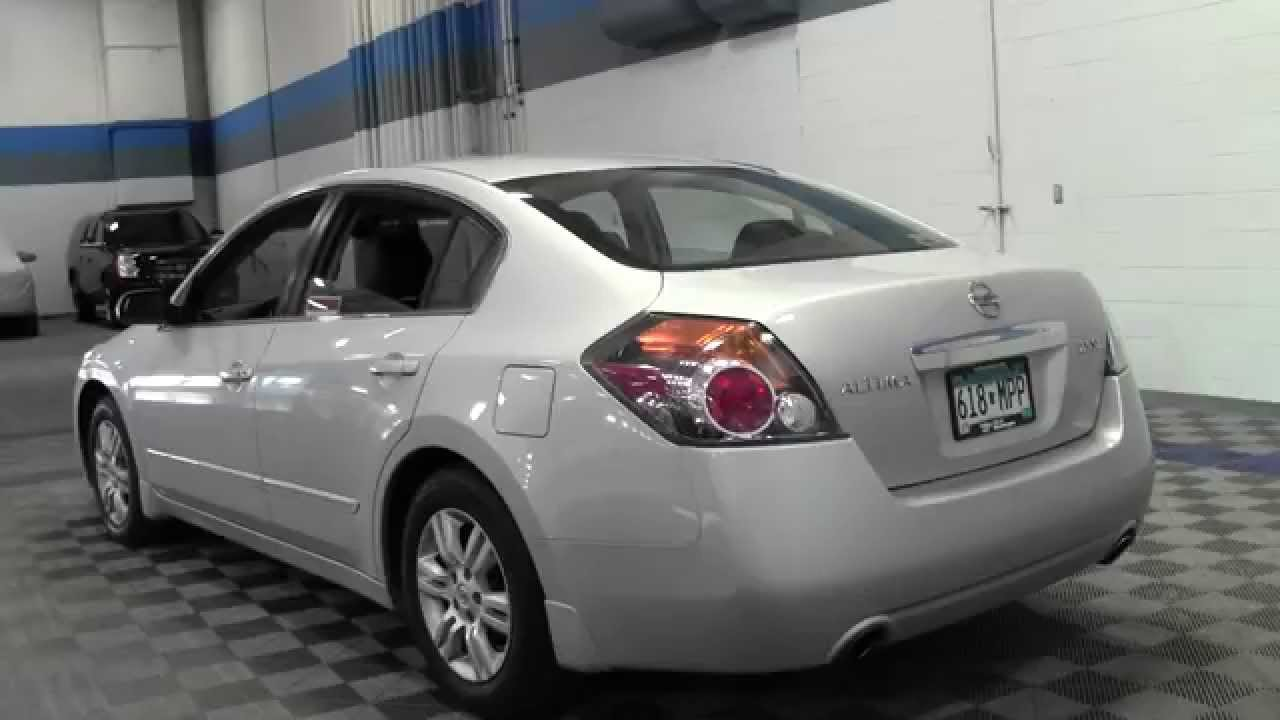 2011 nissan altima 2.5 sl 6u150016 - youtube