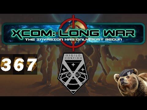 Let's Play XCOM: Long War (v1.0) - Episode 367 - Supply Barge?  You Shouldn't have!