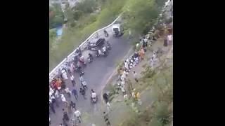 TT accident in Carnatic in Tirupati Karnatakada Miditha