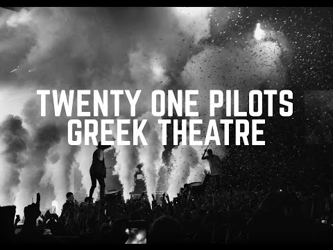 Twenty One Pilots, Greek Theatre