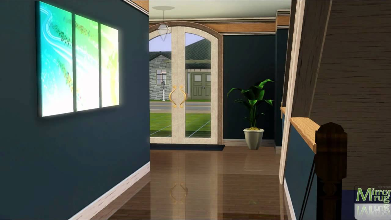 Howto Free Reflection Floors In Sims 3 Dl Link Youtube