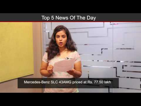 Top 5 Business Headlines: Flipkart's Myntra Acquires Jabong And More
