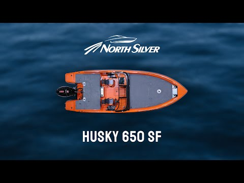 North Silver HUSKY