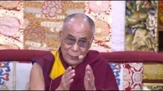 Далай-лама отвечает на вопросы буддистов из Юго-Восточной Азии