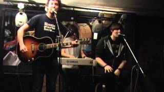 Sam Harrison, Matt Ward & Josh Weaver - Angels (Robbie Williams Cover) live @ Liquor Bar