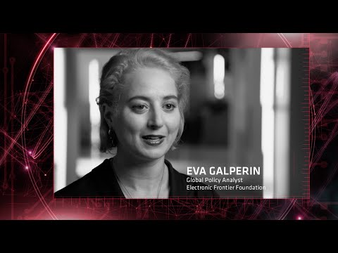 Eva Galperin of the EFF on Her Enigma Conference Talk