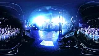 DONOTS - Hier also weg (360 Grad Live Video)