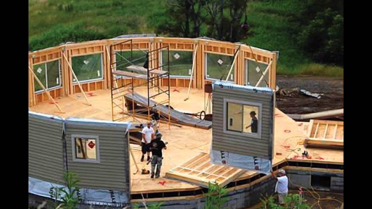 Prefab Homes Construction September 2017