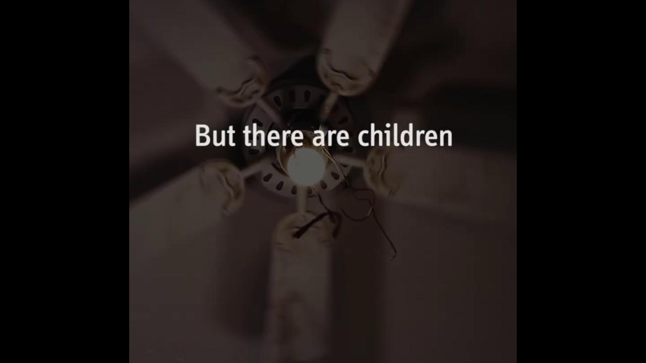 Children should enjoy like children