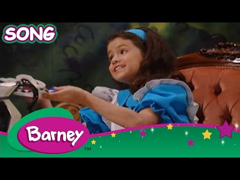 Barney - Share Your Stuff (SONG)
