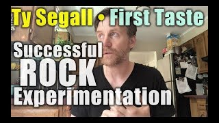 Ty Segall First Taste Sweaty Record Review #157