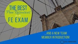 Free FE Exam Resources 📚