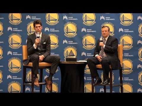 Bob Myers Executive Of The Year