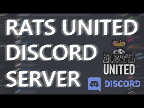 The Rats United Discord Server Youtube
