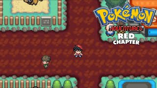 Safari zone-Pokemon Adventures Red Chapter Beta14d4 #12