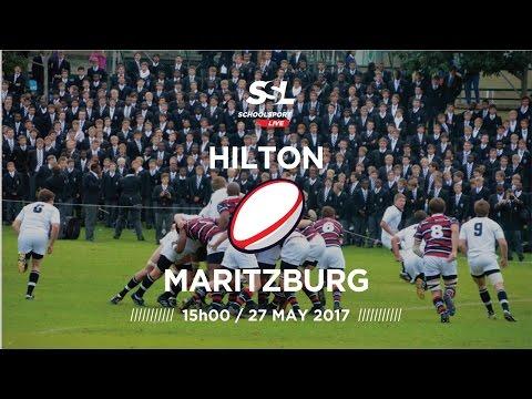 Hilton College vs Maritzburg College , 27 May 2017