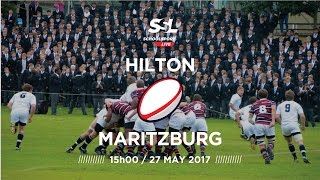 Hilton College vs Maritzburg College , 27 May 2017