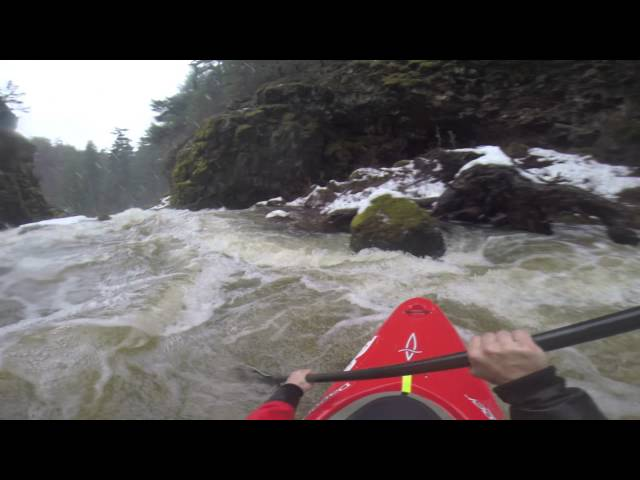 GoPro of Rush Sturges 70 ft. Outlet Falls