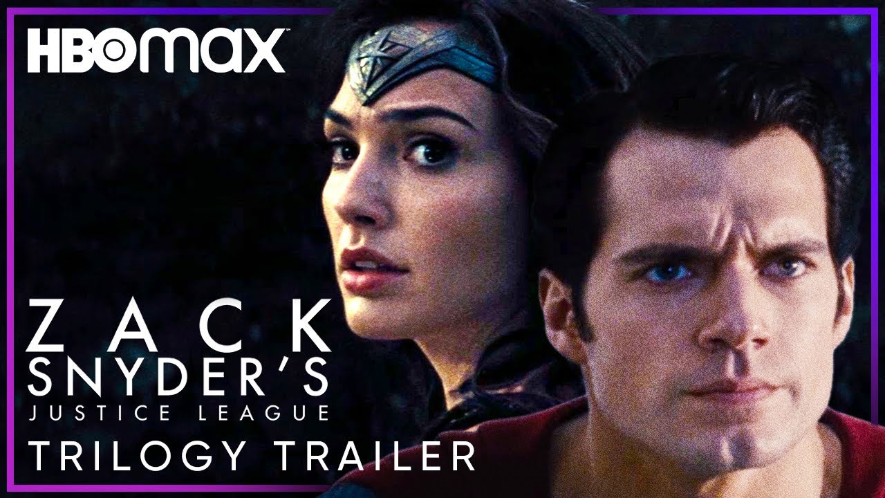 Download Zack Snyder's Justice League | Trilogy Trailer | HBO Max