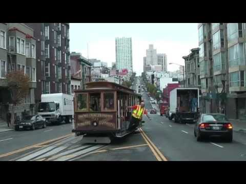 San Francisco California Street  Cable Car