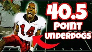 What's the BIGGEST UPSET in college football history?