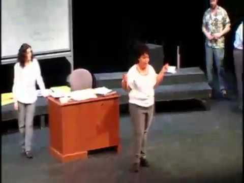 Shop Floor Theatre Company's State of Emergency—Flint, Michigan—Sat, Feb 23, 2013