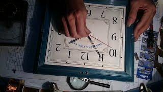 Cách sửa đồng hồ treo tường