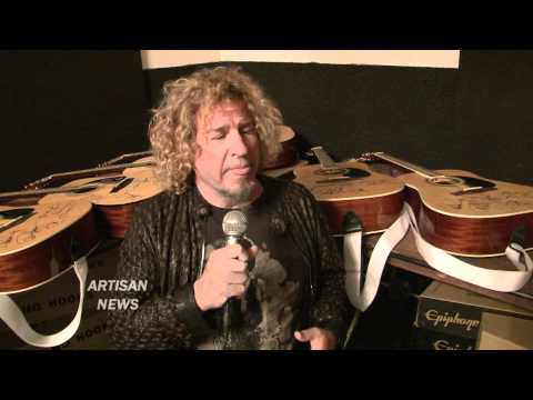 SAMMY HAGAR EXPLAINS CHICKENFOOT IV