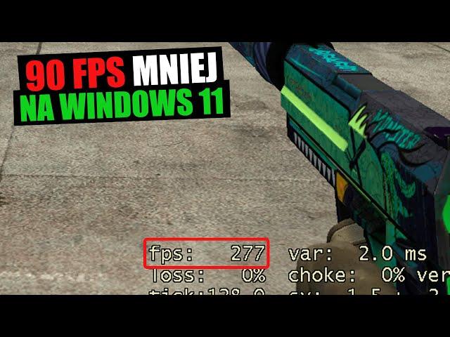 CS:GO a FPS na Windows 11, Source 2 ale na telefony? Wyzwanie Pick'em - Podsumowanie #25