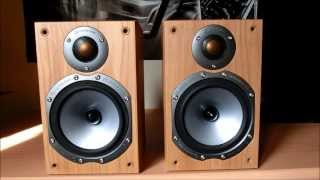 Monitor audio br1 review & sound test