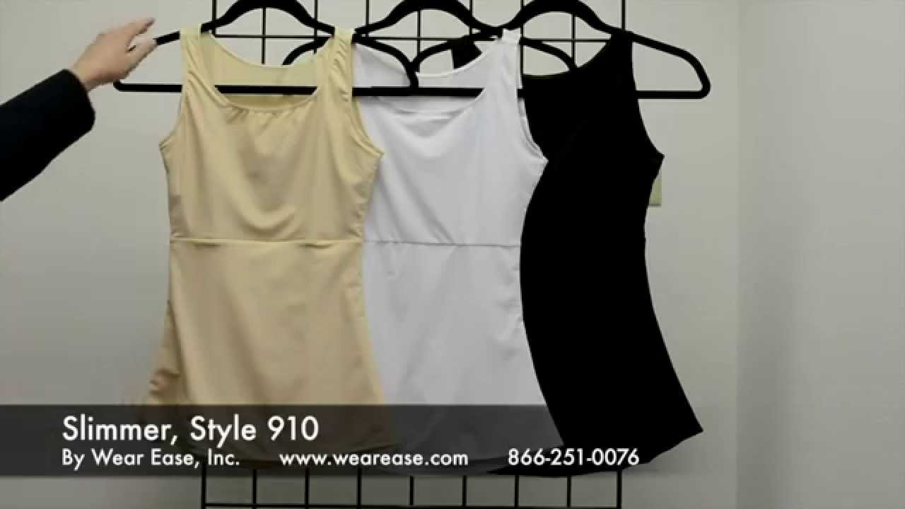 75b87c2aa09 Slimmer (Compression Camisole) by Wear Ease® - Shapes   Supports ...