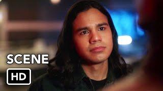 """The Flash 7x12 """"Cisco's Farewell"""" Scene (HD)"""